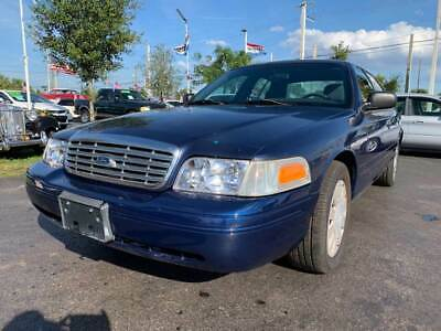 2005 Ford Crown Victoria Police Interceptor 4dr Sedan (3.27 Axle) 2005 Ford Crown Victoria Police Interceptor 1 Owner Florida Owned Run Great L@@K