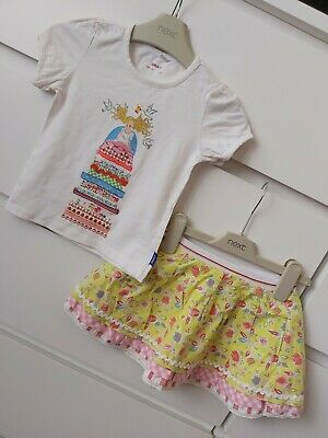 Oilily Skirt And Top Set Age 2