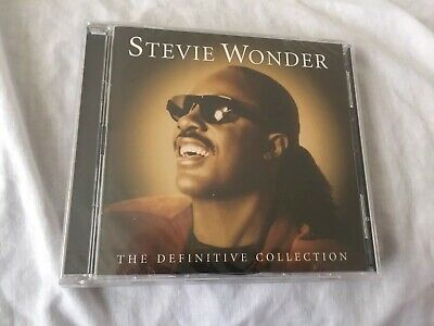 Stevie Wonder - Definitive Collection (2005) Brand New Sealed