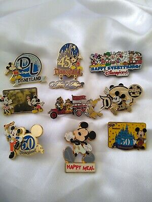 Disney Trading Pin Lot Happy Everything Pin