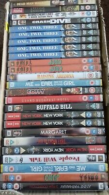 Mixed Dvd - New  - Joblot - Ch2 - Joblot