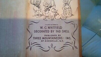 HERE'S HOW Mixed Drinks W. C. WHITFIELD 1941 WOOD COVERS Bartender's Guide