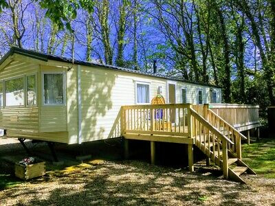 St. Minver Holiday Park Cornwall Caravan Holiday 21st-24th August 2020 3 Nights