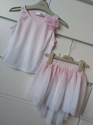 Kate Mack Skirt And Top Set Age 5 BNWT