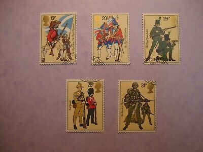 GB Commemoratives 1983 British Army VFU 4860