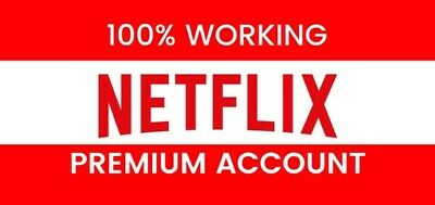 Netflx 1 Month & Warranty: 4K Ultra ✅ 4 Screens ✅  1 Month   FAST DELIVERY🚀