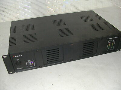 Ashly TRA-2075 2-Channel Power Amplifier Amp