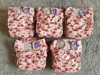 Bambino Mio Miosolo All In One Reusable Washable Cloth Nappy Bundle