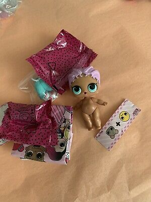 New Lol Surprise Doll Big Sister Merbaby Series 1Ball To Bag