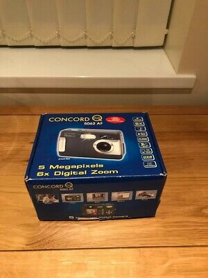Concord Eye Q 5062 AF Digital Camera, new never been used.