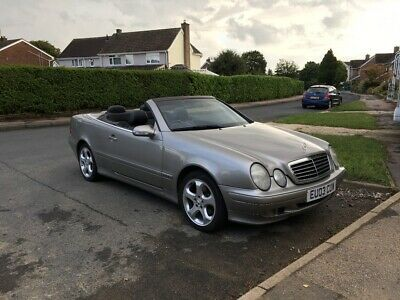 Mercedes-Benz CLK320 3.2ltr Final Edition
