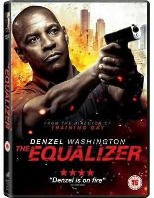 The Equalizer DVD New & Sealed