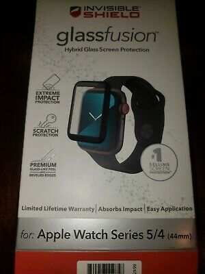 Invisible Shield glass Fusion For Apple Watch Series 5/4 (44mm)