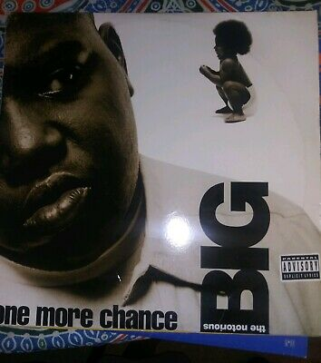 The Notorious BIG Ready To Die One More Chance Vinyl