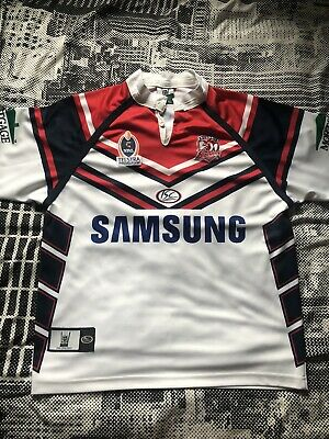 2006 Sydney Roosters Alternate (Reasonable Condition, Large).