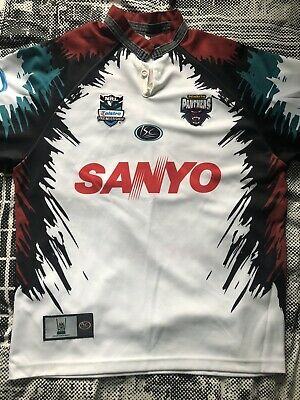2007 Penrith Panthers Alternate Jersey, ( Excellent Condition, Large).