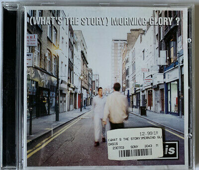 (What's The Story) Morning Glory (1995) von OASIS