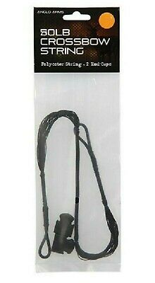 Anglo arms Crossbow Strings & End Caps for 80lb bows