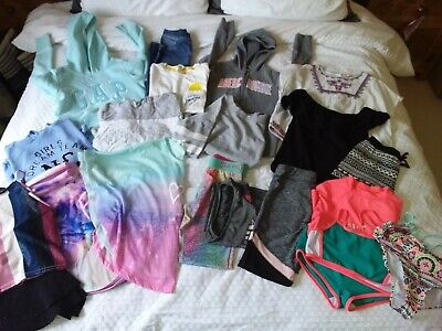 Girls Mixed Clothes Bundle Age 8-9 (h&m, new look, gap, joules, m&s)