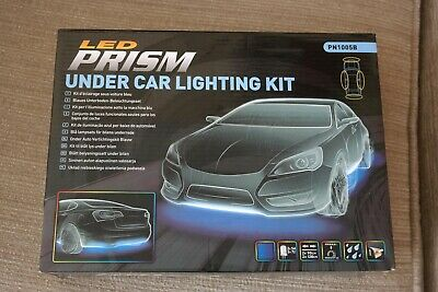 RING Automotive LED Prism Multi Functioning Under Car Lighting Kit Brand New