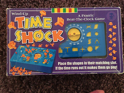 Time Shock Game - Beat The Clock Game