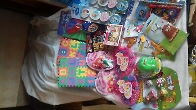 Assorted joblot kids toys crafts and collectables