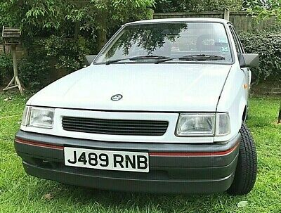 1992 Vauxhall Nova 1.2 Merit Very Low Miles Great Runner Entry Level Classic +V5