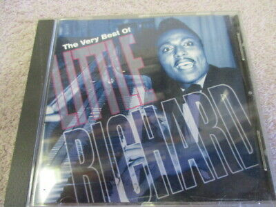 The very best of little richard,1995,New cd nos fast freepost