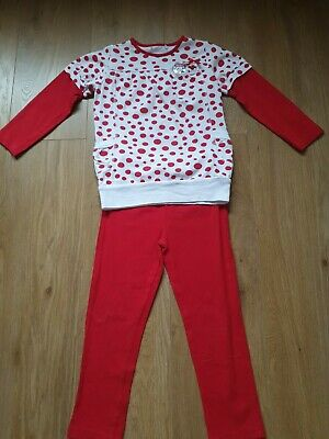 Girls Two-piece leggins outfit age 4