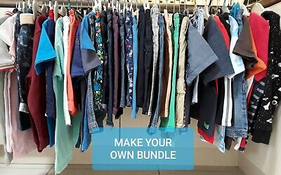 Boys 6/7-7 Years Summers Clothes Shorts T Shirts Make Your Own Bundle