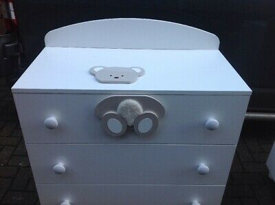 Italbaby Chest Of Drawers, Ex-display