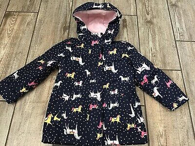 Joules Righ As Rain Girls Coat Age 4