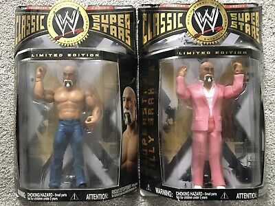 WWE Classic Superstars - Superstar Billy Graham - Limited Edition Figures MOC