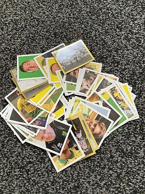 norwich city football stickers