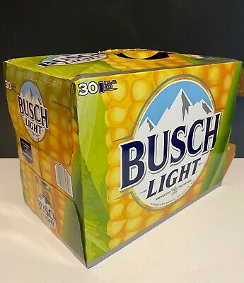 Busch Light Corn Can BOX For The Farmers