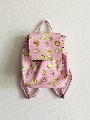 Sailor Moon Backpack HotTopic Baby Pink Adjustable Straps