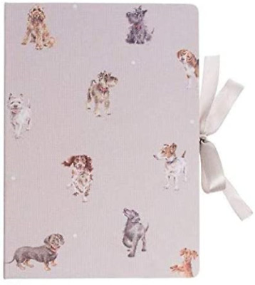 Wrendale Designs A Dogs Life Sticky Notes Book Pencil Stationery Gift Idea