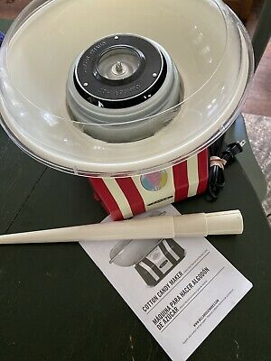 Bella Cotton Candy Machine Appliance Used Great Condition