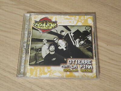 OTIERRE Feat. LA PINA - DALLA SEDE ( CD HIP HOP 1997 PolyGram ‎– 537 436-2)