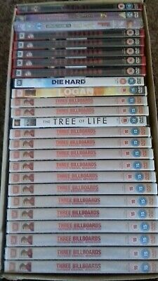 Mixed Dvd - New  - Joblot - M58  - See Description