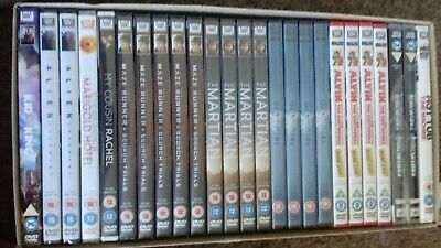 Mixed Dvd - New  - Joblot - M57  - See Description