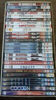 Mixed Dvd - New  - Joblot - M54  - See Description
