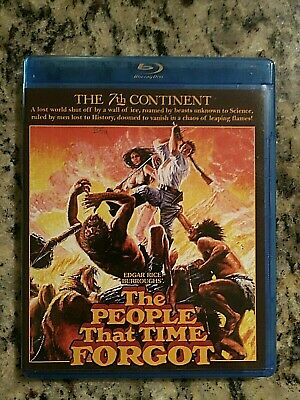 The People That Time Forgot (Blu-ray Disc, 2016) DOUG McCLURE