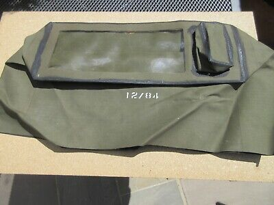 Waterproof Dashboard Cover Land Rover Series 3 Military