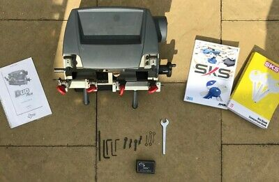 Key Cutting Machine, Tons of Key Blanks & Extras - Ideal For Start Up Locksmith