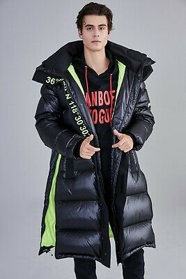 2020 Waterproof Insulated winter Goose Down Jacket for Man