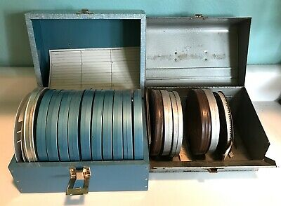 Lot of 16 Vintage Home Movies and Vacations