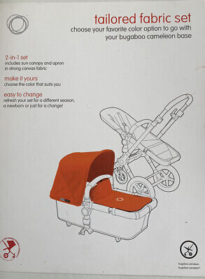 Bugaboo Pink Tailored Fabric Set For Cameleon And Camelon3