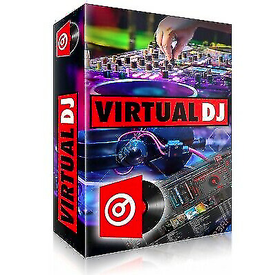Virtual Dj Pro 8.4 🎵 Infinity 2020 Lifetime License 🔥 INSTANT DOWNLOAD