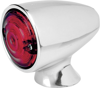 Biltwell Taillight Bullet Polished 2010-1093